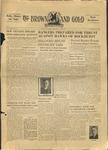 1939 Brown and Gold Vol 22 No 02 October 13, 1939