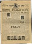 1939 Brown and Gold Vol 22 No 04 November 10, 1939