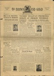 1940 Brown and Gold Vol 22 No 09 February 23, 1940