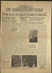 1940 Brown and Gold Vol 23 No 02 October 18, 1940