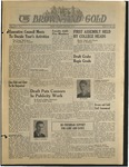 1941 Brown and Gold Vol 24 No 01 September 24, 1941