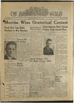 1941 Brown and Gold Vol 24 No 05 November 19, 1941