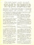 1942 Brown and Gold Summer Reporter (June, July 1942)
