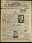 1942 Brown and Gold Vol 24 No 07 January 16, 1942