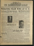 1942 Brown and Gold Vol 24 No 09 February 20, 1942