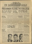 1942 Brown and Gold Vol 25 No 01 September 16, 1942