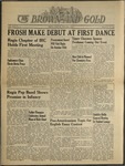 1942 Brown and Gold Vol 25 No 02 September 30, 1942
