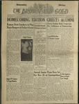 1942 Brown and Gold Vol 25 No 05 November 7, 1942