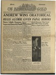 1942 Brown and Gold Vol 25 No 07 December 16, 1942