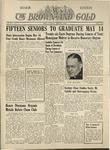 1943 Brown and Gold Vol 25 No 15 May 5, 1943
