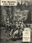 1944 Brown and Gold Vol 27 No 01 October 20, 1944