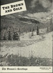 1944 Brown and Gold Vol 27 No 02 December 20, 1944
