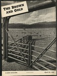 1945 Brown and Gold Vol 27 No 04 April 20, 1945