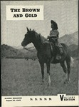 1945 Brown and Gold Vol 27 No 06 August 20, 1945