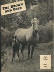 1946 Brown and Gold Vol 28 No 3 April, 1946