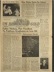 1947 Brown and Gold Vol 29 No 10 May 16, 1947