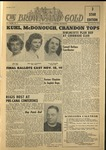 1948 Brown and Gold Vol XXXIII No 3 November 5, 1948