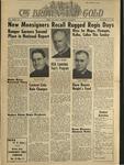 1949 Brown and Gold Vol 34 No 03 October 27, 1949