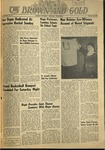 1950 Brown and Gold Vol 34 No 11 March 29, 1950