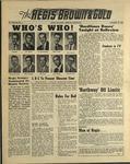 1953 Brown and Gold Vol 37 No 03 October 29, 1953