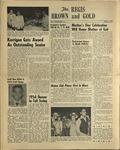 1954 Brown and Gold Vol 37 No 10 May 7, 1954
