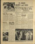 1954 Brown and Gold Vol 38 No 02 October 22, 1954