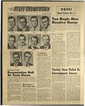 1954 Brown and Gold Vol 38 No 03 November 12, 1954