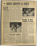1955 Brown and Gold Vol 38 No 09 April 22, 1955