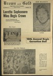 1955 Brown and Gold Vol 39 No 04 December 9, 1955