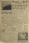 1956 Brown and Gold Vol 40 No 03 October 26, 1956
