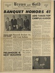 1958 Brown and Gold Vol 41 No 08 March 7, 1958