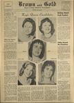 1958 Brown and Gold Vol 42 No 04 November 21, 1958