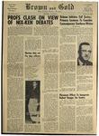 1960 Brown and Gold Vol XLIV No 2 October 14, 1960