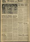 1960 Brown and Gold Vol XLIV No 5 December 9, 1960