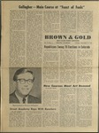 1970 Brown and Gold Vol 53 No 5 November 10, 1970