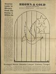 1970 Brown and Gold Vol 53 No 6 November 24, 1970