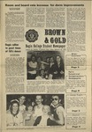 1974 Brown and Gold Vol 56 No 10 February 22, 1974