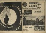 1974 Brown and Gold Vol 56 No 12 April 5, 1974