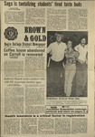 1974 Brown and Gold Vol 57 No 2 September 13, 1974