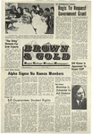 1975 Brown and Gold Vol 58 No 4 Oct. 17, 1975