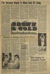 1975 Brown and Gold Vol 58 No 5 Nov. 7, 1975