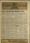 1976 Brown and Gold Vol 69 No 5 October 6, 1976
