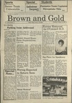 1986 Brown and Gold Vol 68 No 04 October 16, 1986