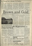 1986 Brown and Gold Vol 68 No 05 October 30, 1986