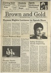 1986 Brown and Gold Vol 68 No 06 November 13, 1986