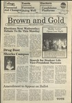 1987 Brown and Gold Vol 68 No 09 February 13, 1987