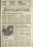 1987 Brown and Gold Vol 68 No 14 April 30, 1987