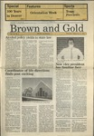 1987 Brown and Gold Vol 69 No 01 September 3, 1987