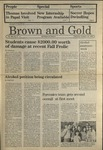 1987 Brown and Gold Vol 69 No 04 October 15, 1987