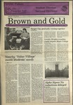 1988 Brown and Gold Vol 69 No 11 February 19, 1988